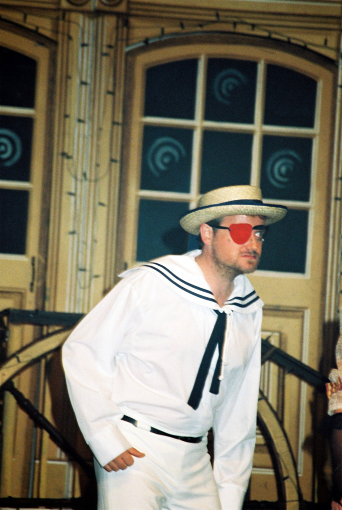 Dick Deadeye, HMS Pinafore