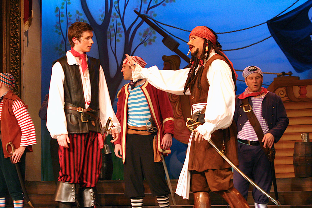 Pirate King, Pirates of Penzance